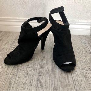 Nine West Black Alexandra3Y Heels (US7)